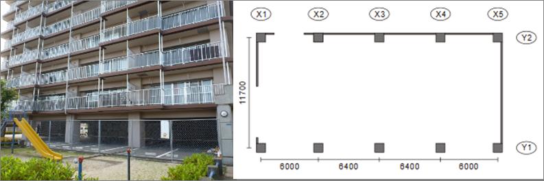 共同住宅D(熊本市東区、建設年1992年)