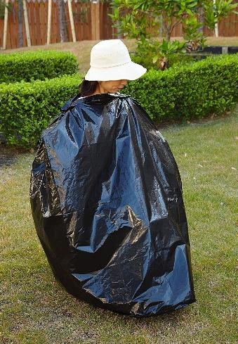サンコー 防災用 携帯 大雨 目隠し 簡易ポンチョ