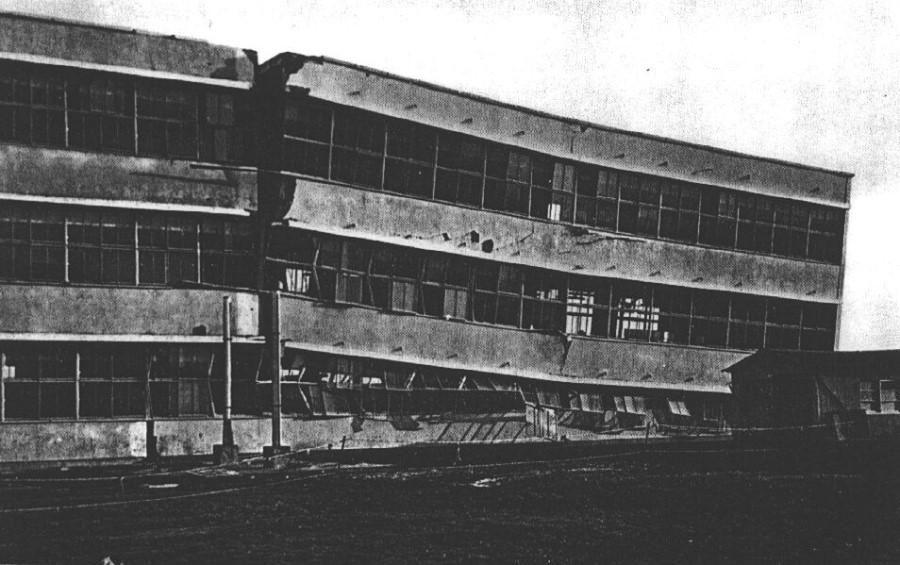県立三沢商業高校